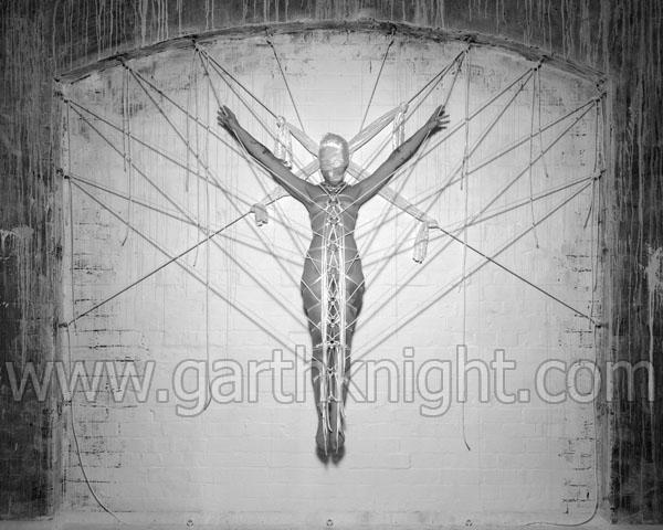 Change, Metamorphosis, Transformation (xiv) Rush. Garth Knight, 2006